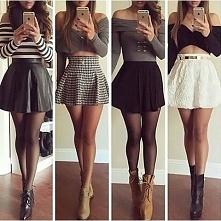 Która stylizacja podoba wam się najbardziej? Mi 2 i 4 *.*