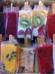 owocowe lody