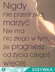 Nigdy...