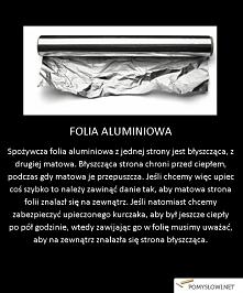 Sekret folii aluminiowej