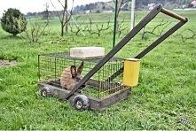 mało męczące koszenie oczywiście jeśli macie królika (lol)