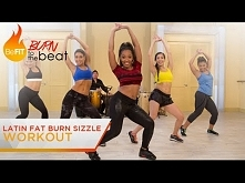 Latin Fat Burn Sizzle Worko...