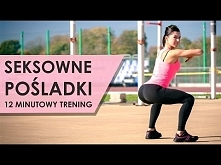 Trening na Seksowne Pośladki !!! Po 12 minutach tego treningu Twoje mięśnie p...
