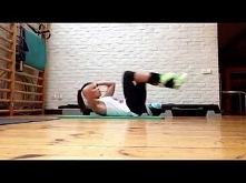 Natalia Gacka - 3 ćwiczenia na mocny brzuch ;)