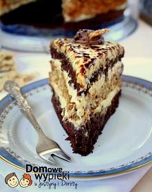 Rewelacyjne ciasto lub tort chałwowy z sezamem:  Składniki Biszkopt Kakaowy: ...