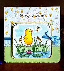 Yellow Duck Easter