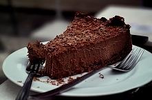 Ciacho czekoladowe... ^_^