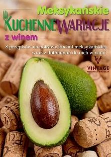 E-book: kuchnia meksykańska z winami :)
