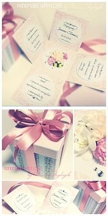 kartka z podziękowaniami dla rodziców w dniu ślubu