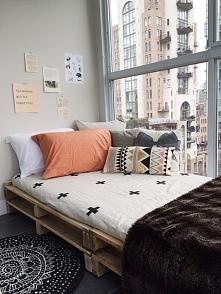 pomysłowe łóżko
