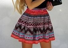 Śliczna spódnica ;))