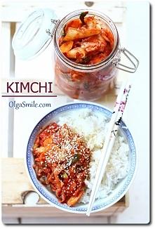 Kimchi-koreańskie danie
