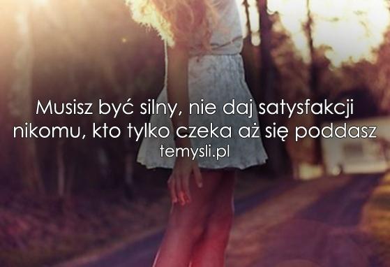 Walczmy o swoje marzenia :)