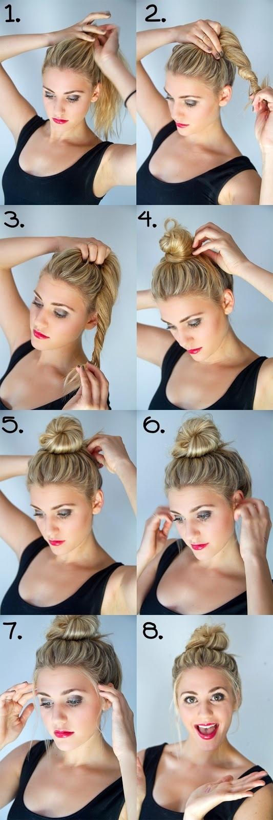 łatwe Fryzury Dla Długich Włosów 15 Propozycji Na