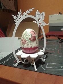pierwsze jajko drcupage
