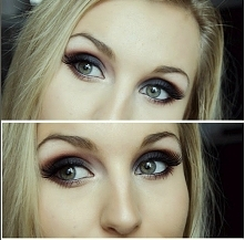 makeup oczu