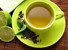 Zielona herbatka! Moja alternatywa na Wielkanoc. Jeden kubek spala aż 110 kcl...