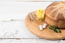 Chleb wielkanocny. Przepis po kliknięciu w zdjęcie