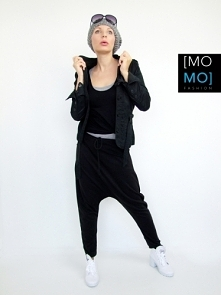 momo fashion - Spodnie dres...