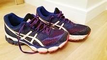 pobiegane :) ile kilometrów przebiegły już wasze buty? moje dzisia zrobiły  3...
