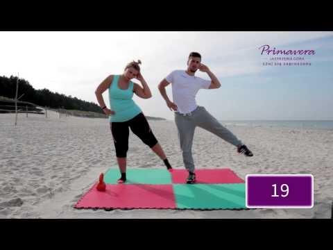 Ćwiczenia na wewnętrzną część ud