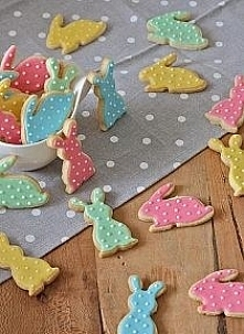słodkie zajączki :)