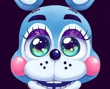Kawaii Toy Bonnie