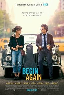 Całkiem przyjemny film 'Zacznijmy od nowa' ('Begin Again') z przepiękną muzyką Keiry Knightley i jak zwykle bosko wyglądającym Adamem Levine (więcej - wystar...