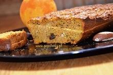 Przepis na lekkie ciasto marchewkowe a'la keks bez cukru - po klikncieciu na zdjecie. Swietny pomysl na Wielkanocny stol :)