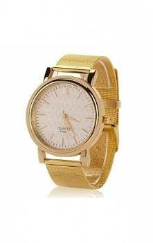 Złoty zegarek kupiony na GE...