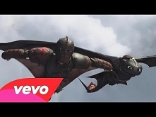 """Where No One Goes"" (How To Train Your Dragon 2) [Official Lyric Video]"