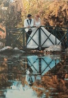 sesja ślubna w pięknym miejscu :)