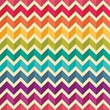 kolorowe zygzaki