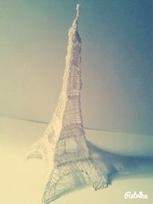 Nastepna wieża Eiffla!  Podoba się?  Moim zdaniem to jedna z ładniejszych moi...