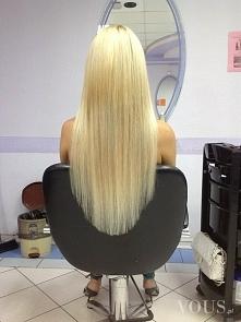 Długie blond <3 Więcej n...