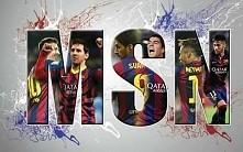 Messi, Suarez, Neymar *-*