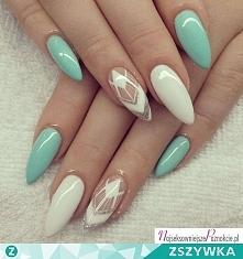 co myślicie o takich paznokciach?