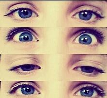 niby tylko oczy... a wyrażają tak wiele