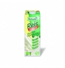 Napój ryżowy Bio 1L-Natumi Ekologiczny napój z ryżu. Zawiera: wit. B2, B12, D, wapń, żelazo, potas, magnez, fosfor, NNKT. Zastosowanie: jako zastępca mleka. Wspaniały dodatek do...
