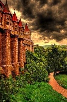 Hunyad Castle, Transylvania...