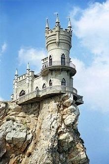 Swallow's Nest Castle, Crim...