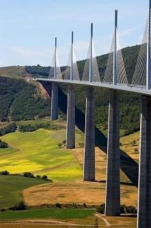 Millau Viaduct - Millau Bri...
