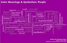 Symbolism of Purple (Violet)