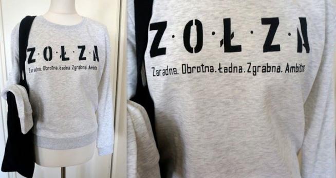 Ręcznie malowana bluza. Dostępna na fanpage na fb na ilcia.pl Zapraszam serdecznie!