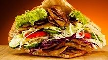 Przepis na domowy kebab z k...