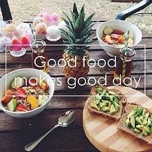 Od dziś zaczynam zdrowe odżywianie, ktoś razem ze mną ?  W komentarzach będę pisać dni, dziś jest I :P