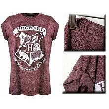 Bluzka z nadrukiem - HOGWAR...