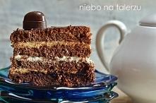 Tort kawowy,  przepis po kliknięciu w zdjęcie