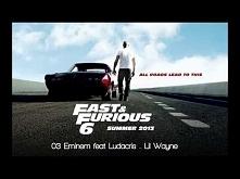 Fast & Furious 6: Eminem Feat. Ludacris & Lil Wayne - Second Chance (DJ Bessi remix)