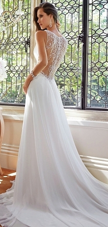 Sophia Tolli Fall 2014 Bridal Collection -Śliczna !!!